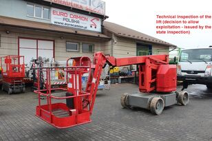 GENIE Z34/22N - 12 m (jlg E300AJP, Haulotte ha 12 ip, Manitou 120 AETJ articulated boom lift