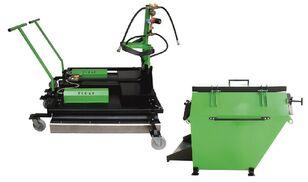 TICAB HB-1/MIRA-1 asphalt heater