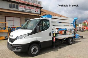 new IVECO Daily 35-140 - 28 m Socage 28D bucket truck