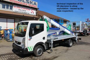 RENAULT Maxity 25 m Multitel MX250 bucket truck