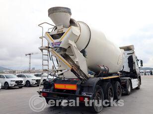 BETAMIX concrete mixer semi-trailer