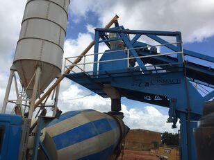 new CONMACH MobKing-60 Concrete Mobile Batching Plant - 50 m3/h concrete plant