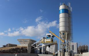 new PROMAX Mobile Concrete Batching Plant PROMAX M100-TWN (100m/h) concrete plant