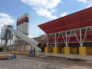 new PROMAX محطة خلط الخرسانة الثابتة S160-TWN (160 م 3 / ساعة) concrete plant