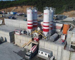 new SEMIX Staționară 200 UNITĂȚI FIXE DE AMESTECARE A BETONULUI 200  concrete plant