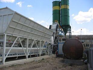 new SUMAB T-10 (10m3/h) Stationary concrete plant concrete plant