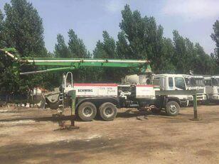 ISUZU 36 meter Schwing concrete pump