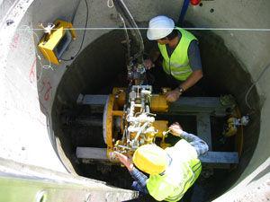 WAMET WPS-50SW drilling rig