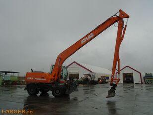 ATLAS Terex 1805 long reach excavator