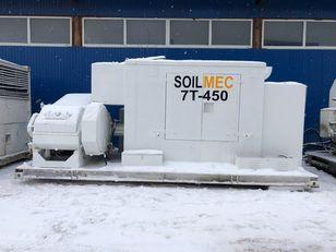 SOILMEC 7T-450 stationary concrete pump