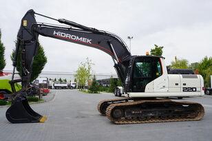 HIDROMEK  CRAWLER EXCAVATOR HIDROMEK HMK220LC-4 / 23t tracked excavator
