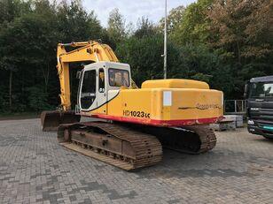 KATO HD1023-LC tracked excavator