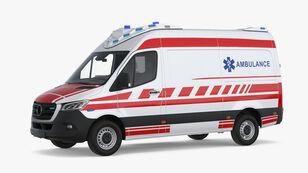 new MERCEDES-BENZ SPRINTER  AMBULANCE B TYPE ambulance