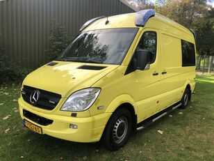 MERCEDES-BENZ Sprinter 316 CDI Miesen FERNO stretcher ambulance