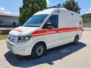 new VOLKSWAGEN CRAFTER AMBULANCE ambulance