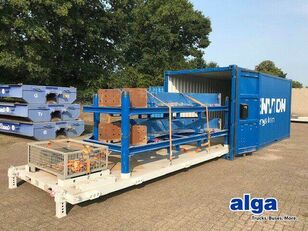 Seecontainer/Schubboden/20 Fuß 20ft container