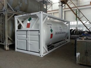 new GOFA ICC-20 20ft tank container