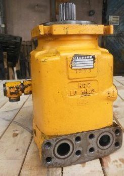 LIEBHERR hoda LMF-90 (9265545) hydraulic motor for LIEBHERR track loader